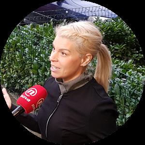 Martina-Schauer-Ekic, skydiving tandem group, aeroklub tandem, skok padobranom škola padobranstva, Zagreb, Split, Hvar